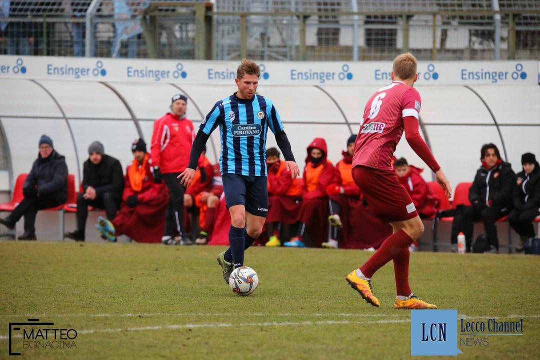 Calcio Lecco Bustese Campionato Serie D 2018 Draghetti (21)