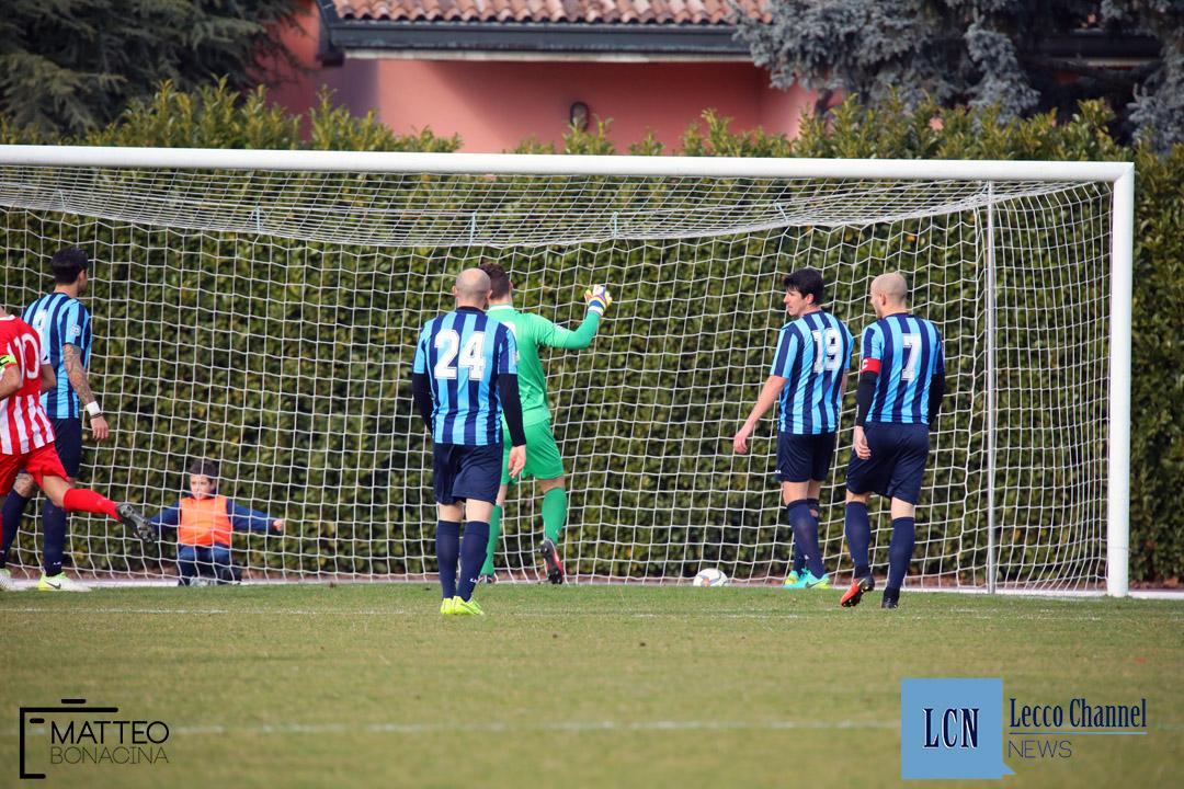 Calcio Lecco Caravaggio Campionato Serie D 2018 (8)