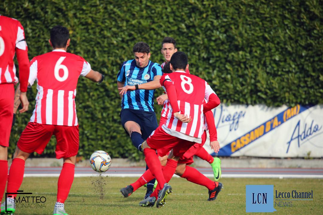 Calcio Lecco Caravaggio Campionato Serie D 2018 Bignotti (6)