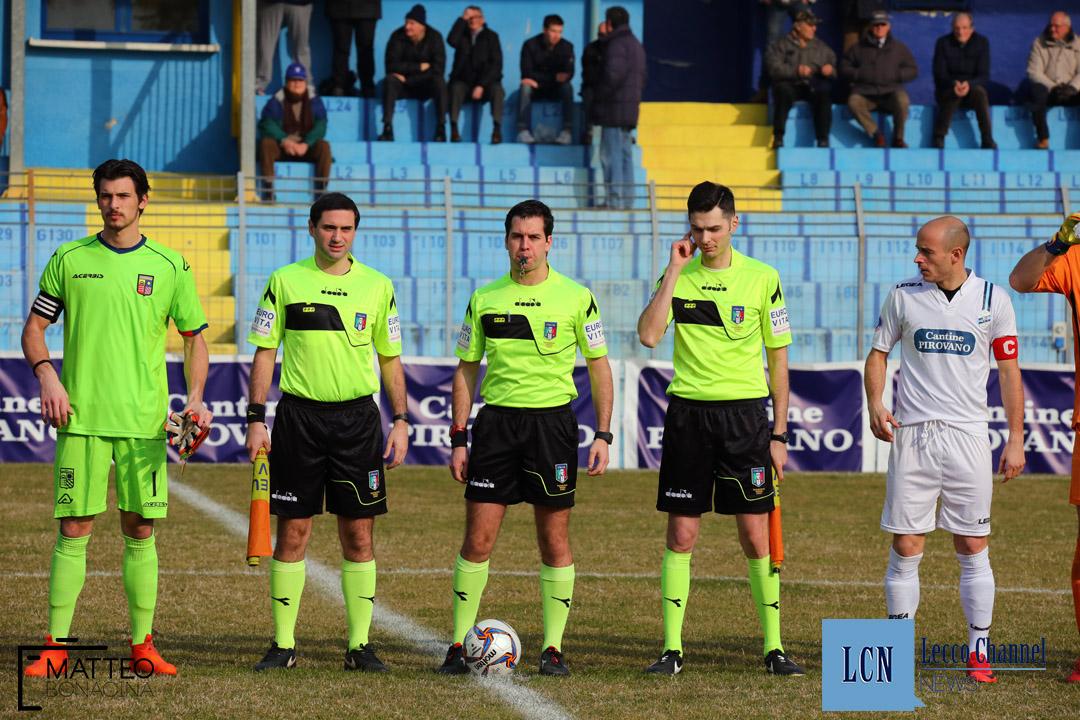 Calcio Lecco Lumezzane Campionato Serie D 2018 (2)