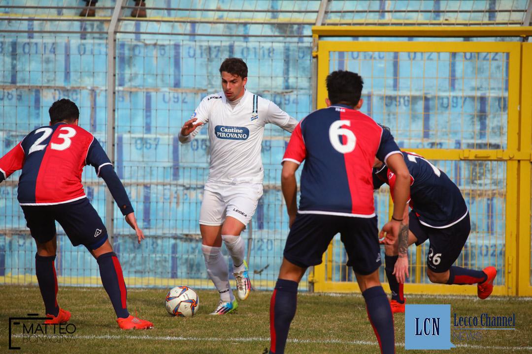 Calcio Lecco Lumezzane Campionato Serie D 2018 Bignotti (10)