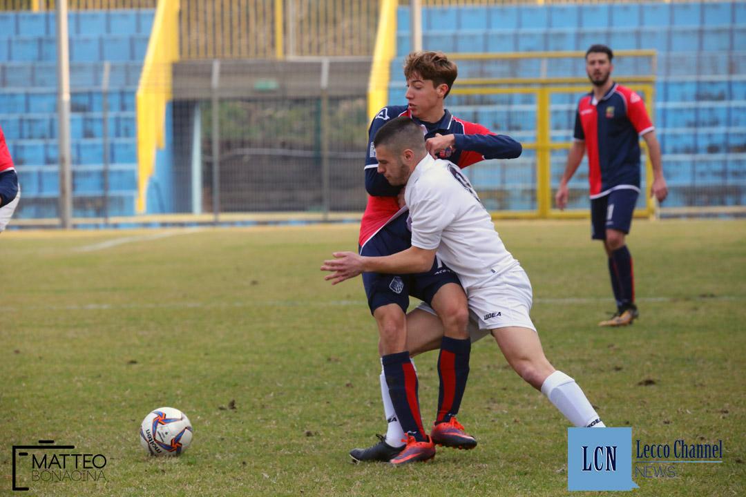 Calcio Lecco Lumezzane Campionato Serie D 2018 Moleri (3)