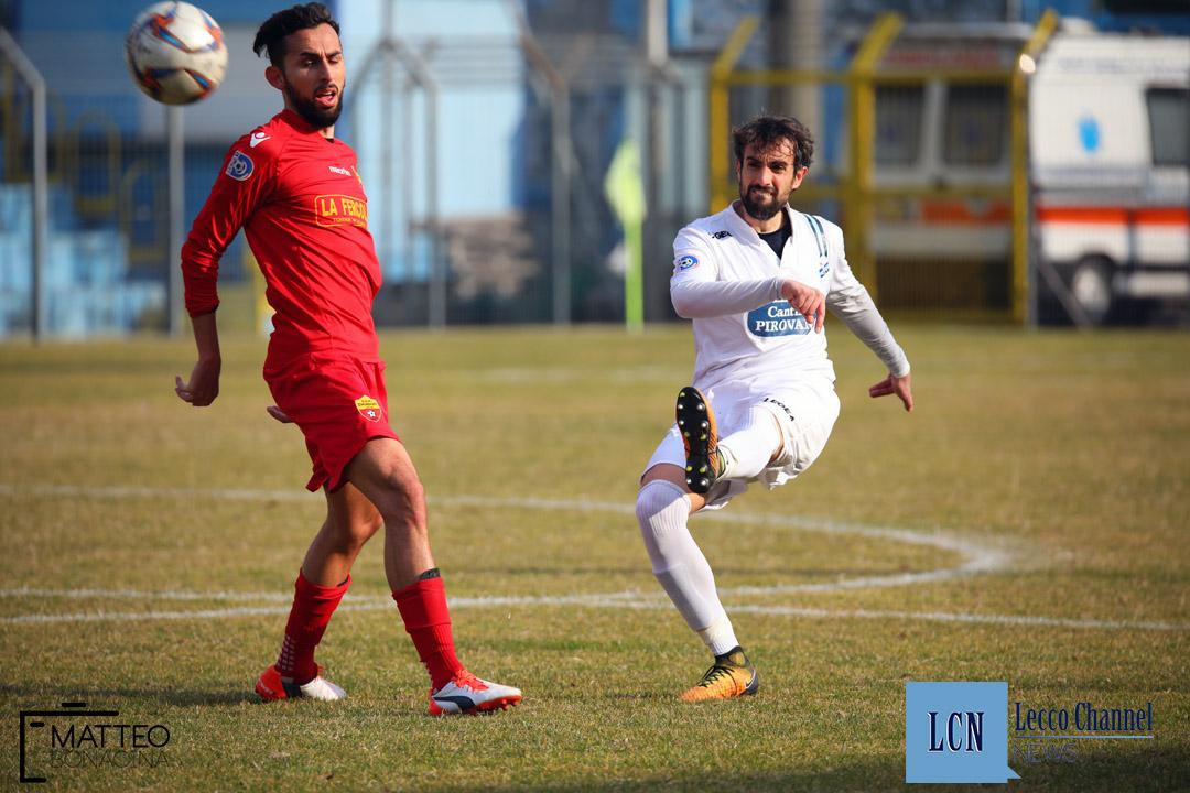 Calcio Lecco Scanzorosciate Campionato Serie D 2018 Luoni (25)