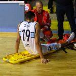 Il Basket Lecco perde tre titolari del quintetto per un mese