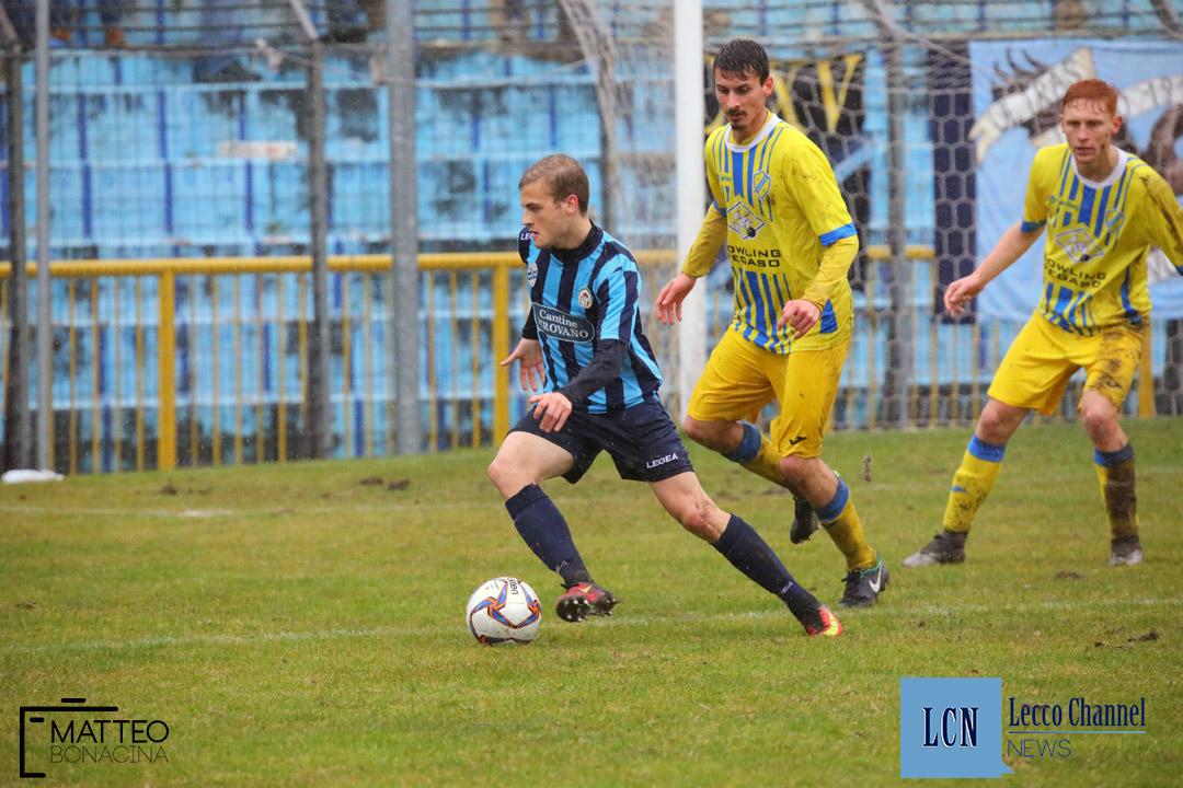 Calcio Lecco Pergolettese Serie D 2018 Caraffa Brero (17)