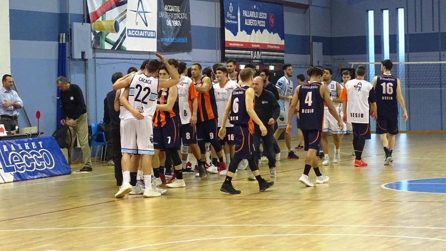 Basket Lecco Desio 29