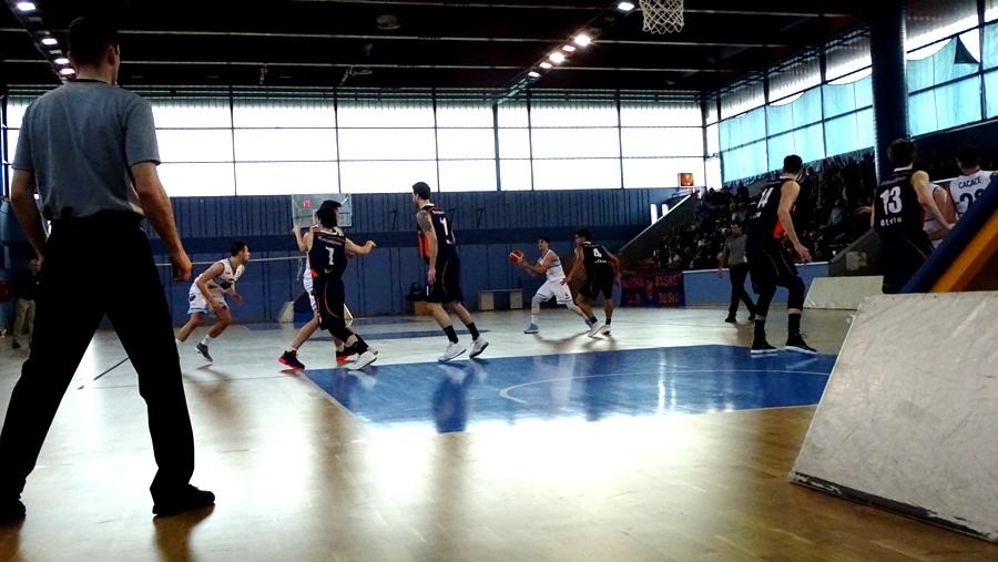 Basket Lecco Desio 8