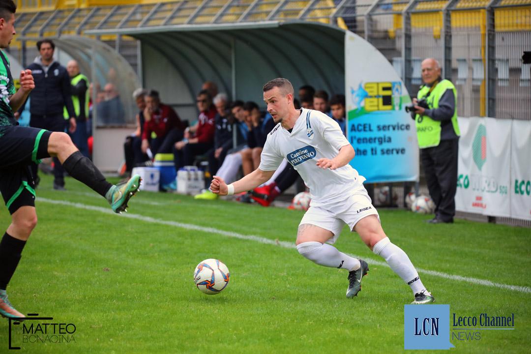 Calcio Lecco Darfo Boario Serie D Campionato 2018 Mureno (26)