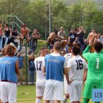 Foto | Calcio: il Lecco cade all'ultima, la Grumellese vince e retrocede
