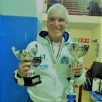 Riccardo Carmina vince il titolo nazionale Master nella sciabola