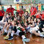 Basket Costa pigliatutto: l'Under 16 è Campione d'Italia!