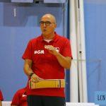 Picco Lecco, coach Milano: «Abbiamo tenuto il campo, cambio di ritmo decisivo». Civitico out fino a dicembre