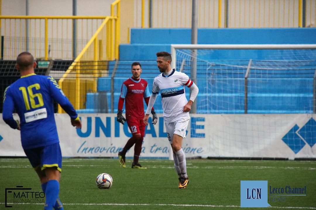 Calcio Lecco Borgaro Nobis Campionato Serie D 24 Novembre 2018 (46) malgrati
