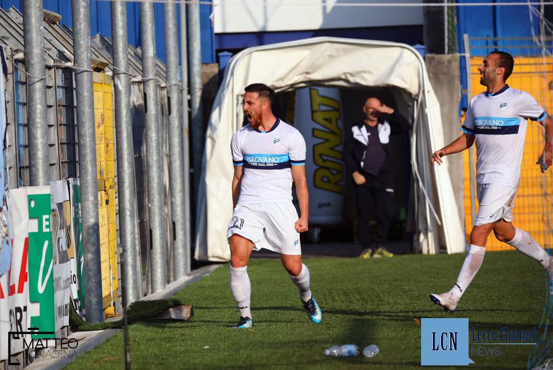 Calcio Lecco Chieri Campionato Serie D 14 Novembre 2018 Lisai D'Anna (13)