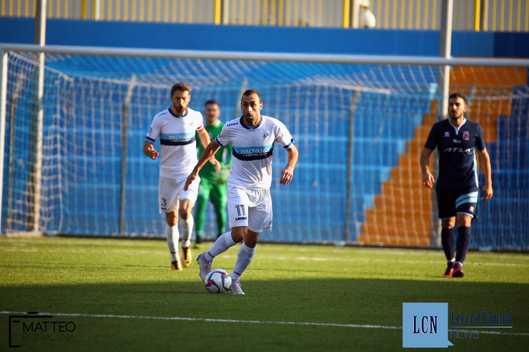 Calcio Lecco Chieri Campionato Serie D 14 Novembre 2018 D'anna (2)
