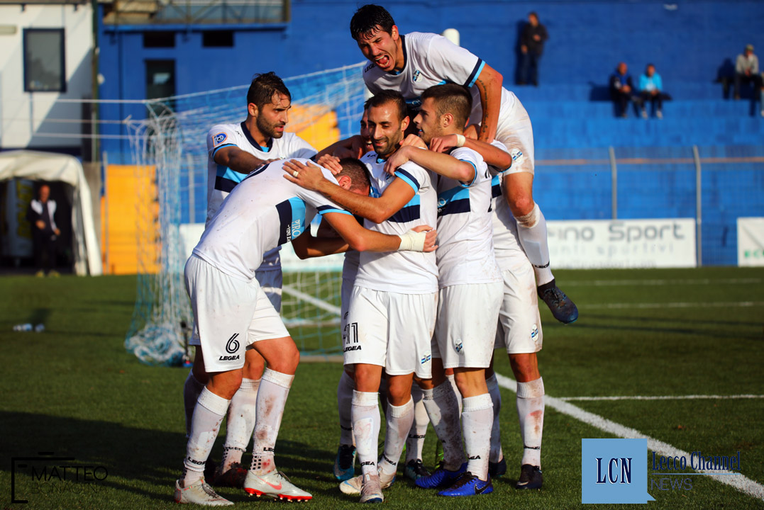Calcio Lecco Chieri Campionato Serie D 14 Novembre 2018 D'anna capogna merli sala moleri (25)