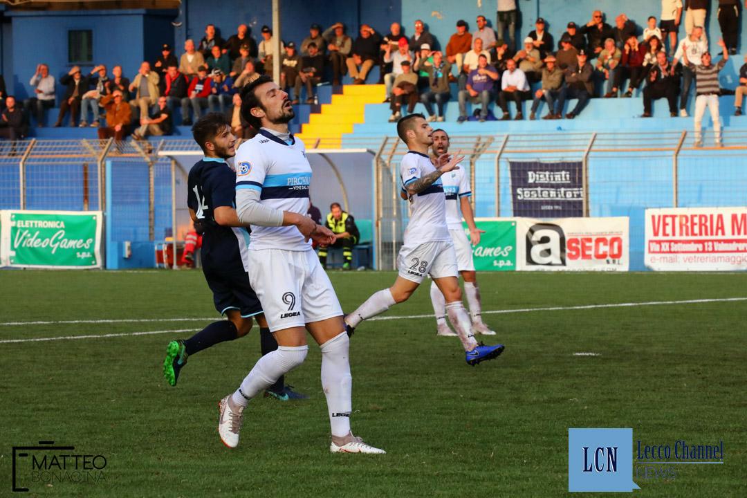 Calcio Lecco Chieri Campionato Serie D 14 Novembre 2018 lella (37)