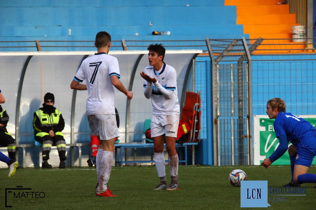Calcio Lecco Como Juniores Campionato Serie D 25 Novembre 2018 (6)