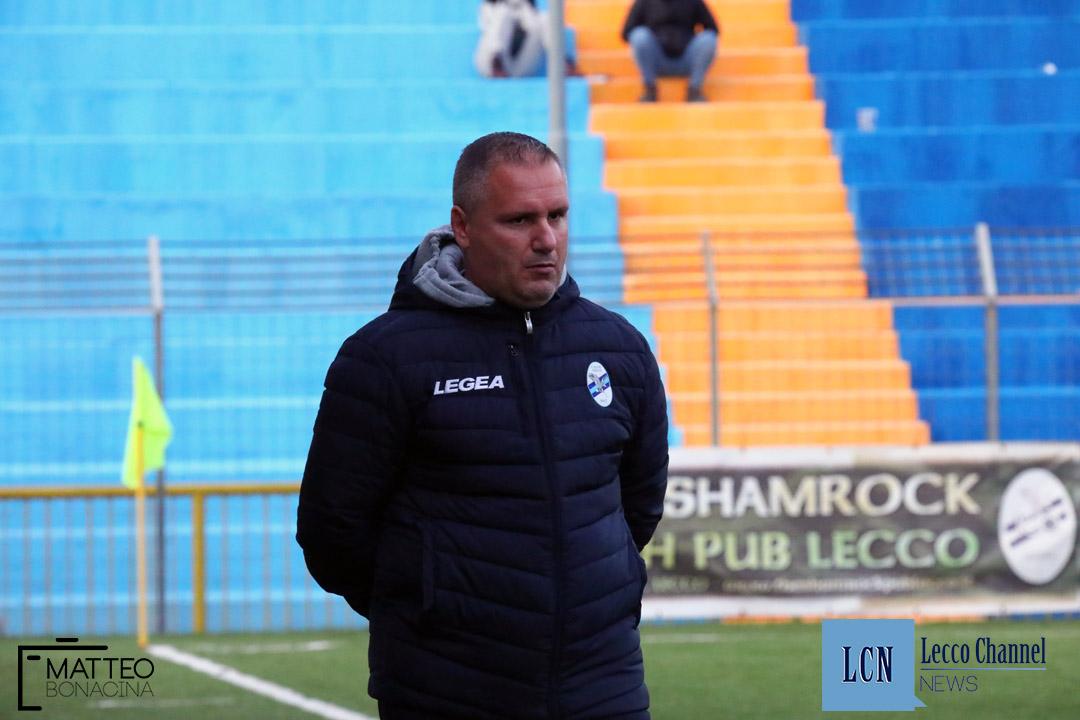 Calcio Lecco Como Juniores Campionato Serie D 25 Novembre 2018 Cristiano (7)