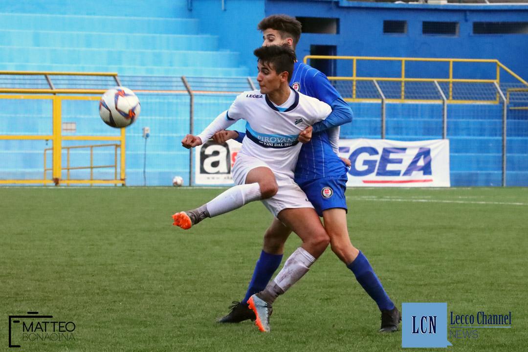 Calcio Lecco Como Juniores Campionato Serie D 25 Novembre 2018 Valerio (15)