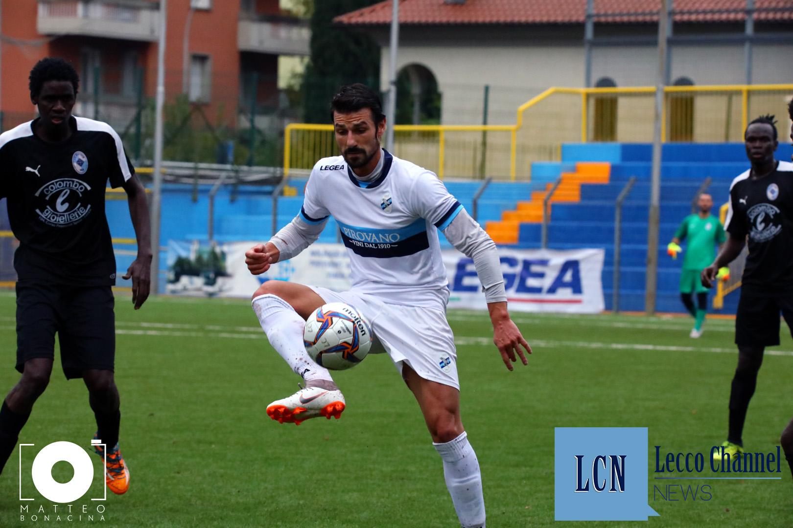 Calcio Lecco Victoria Amichevole 8 Novembre 2018 lella (20)