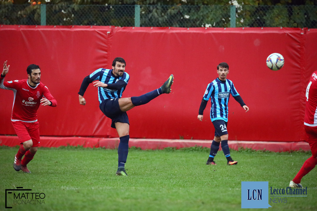 Pro Donero Calcio Lecco Campionato Serie D 11 Novembre 2018 Lella (34)