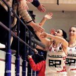 Il Basket Costa vince ancora ed è primo in solitaria in A2
