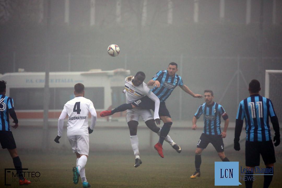Calcio Lecco Arconatese campionato Serie D 23 Dicembre 2018 (20) segato