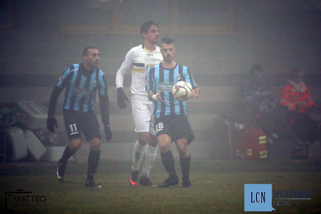 Calcio Lecco Arconatese campionato Serie D 23 Dicembre 2018 (26) d'anna moleri