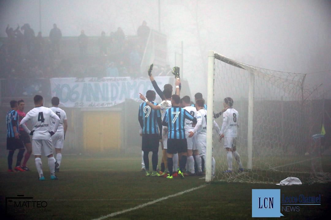 Calcio Lecco Arconatese campionato Serie D 23 Dicembre 2018 (42)