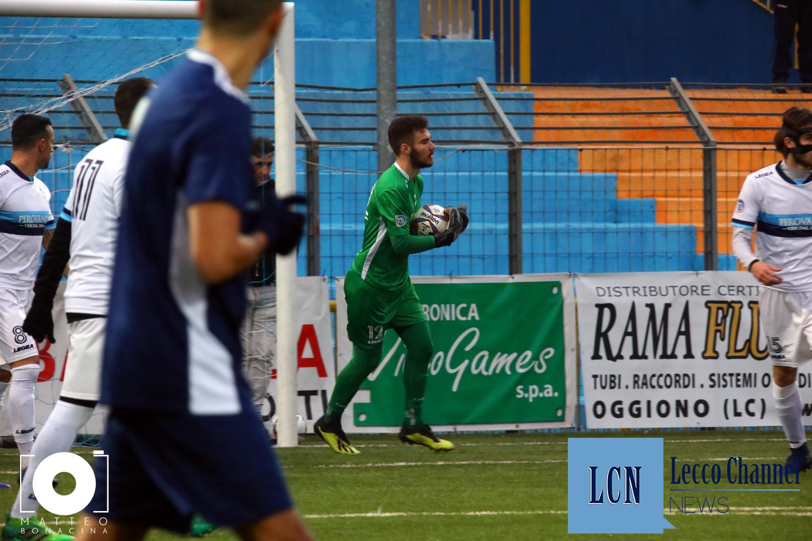 Calcio Lecco Bresso Amichevole 20 Dicembre 2018 Safarikas (14)