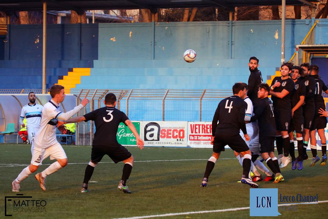 Calcio Lecco Crema Amichevole Serie D 30 Dicembre 2018 (27)