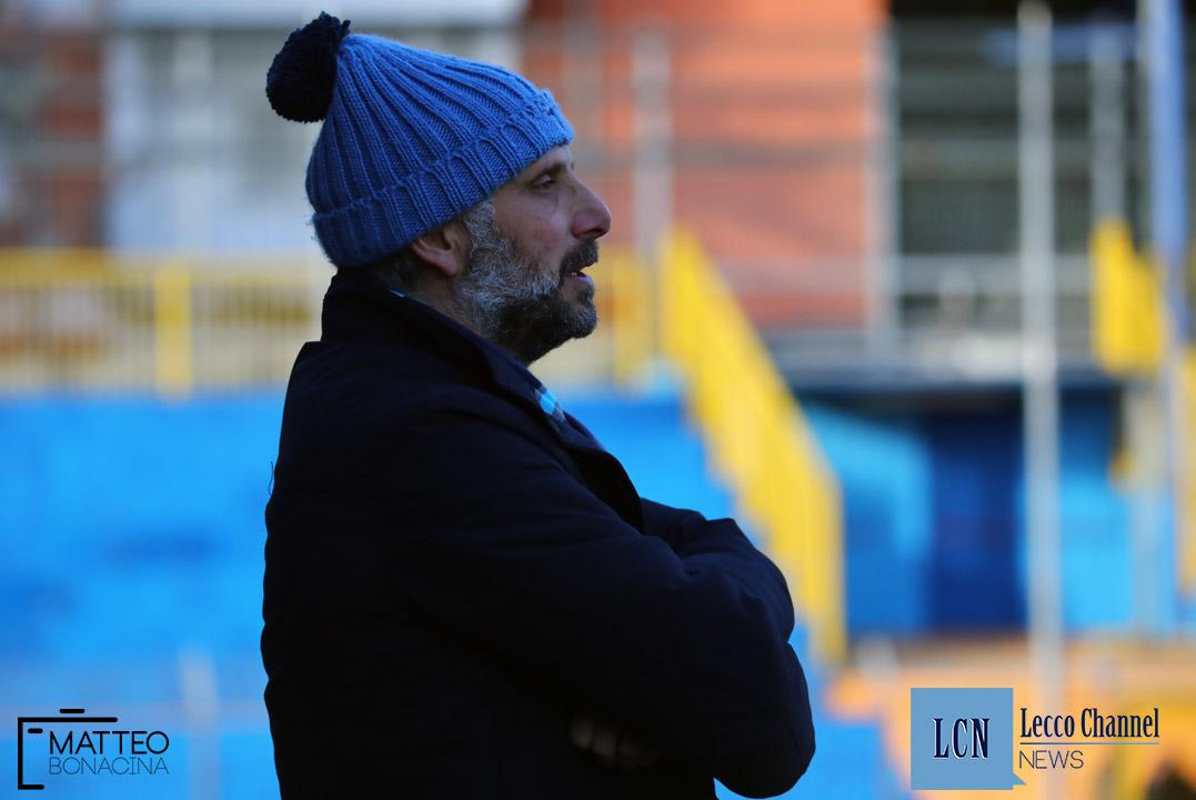 Calcio Lecco Crema Amichevole Serie D 30 Dicembre 2018 (9) marco gaburro
