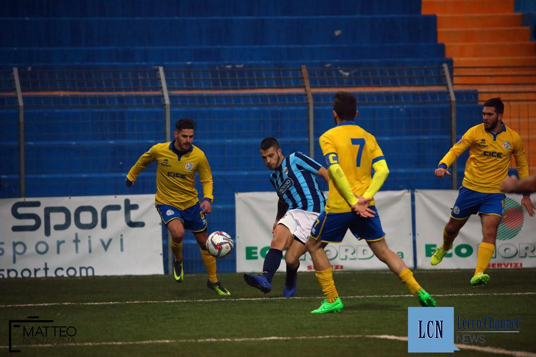 Calcio Lecco Ligorna Campionato Serie D 16 Dicembre 2018 (35) moleri