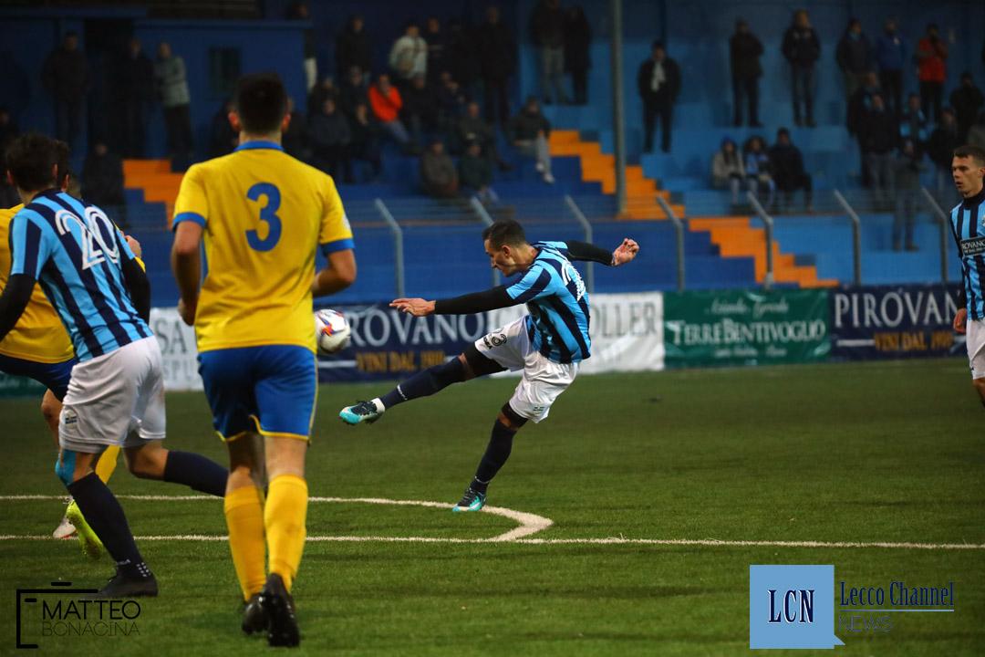Calcio Lecco Ligorna Campionato Serie D 16 Dicembre 2018 (38) napoli