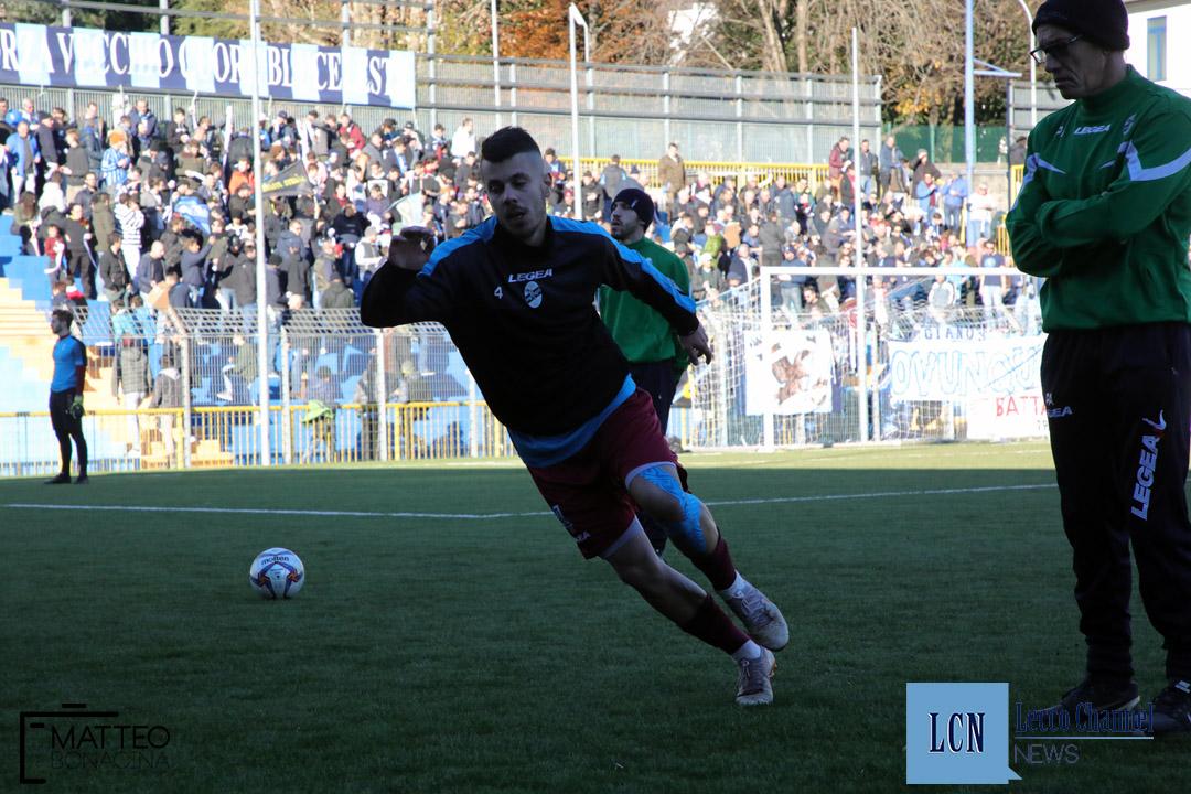 Calcio Lecco Sanremese Campionato Serie D 8 Dicembre 2018 (1) carboni