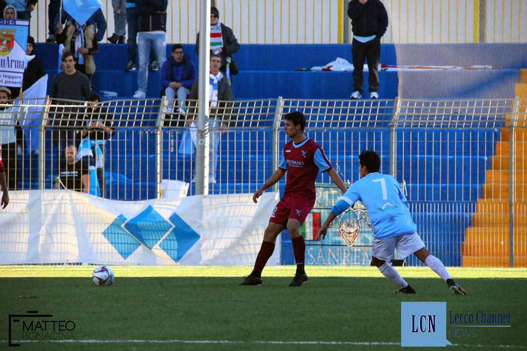 Calcio Lecco Sanremese Campionato Serie D 8 Dicembre 2018 (18) magonara