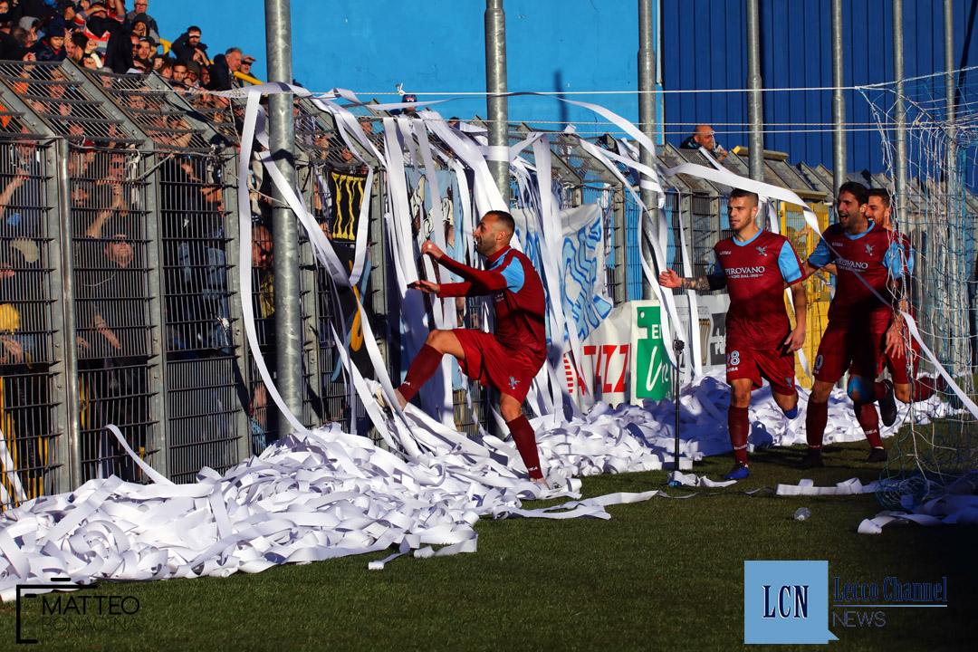 Calcio Lecco Sanremese Campionato Serie D 8 Dicembre 2018 (25)