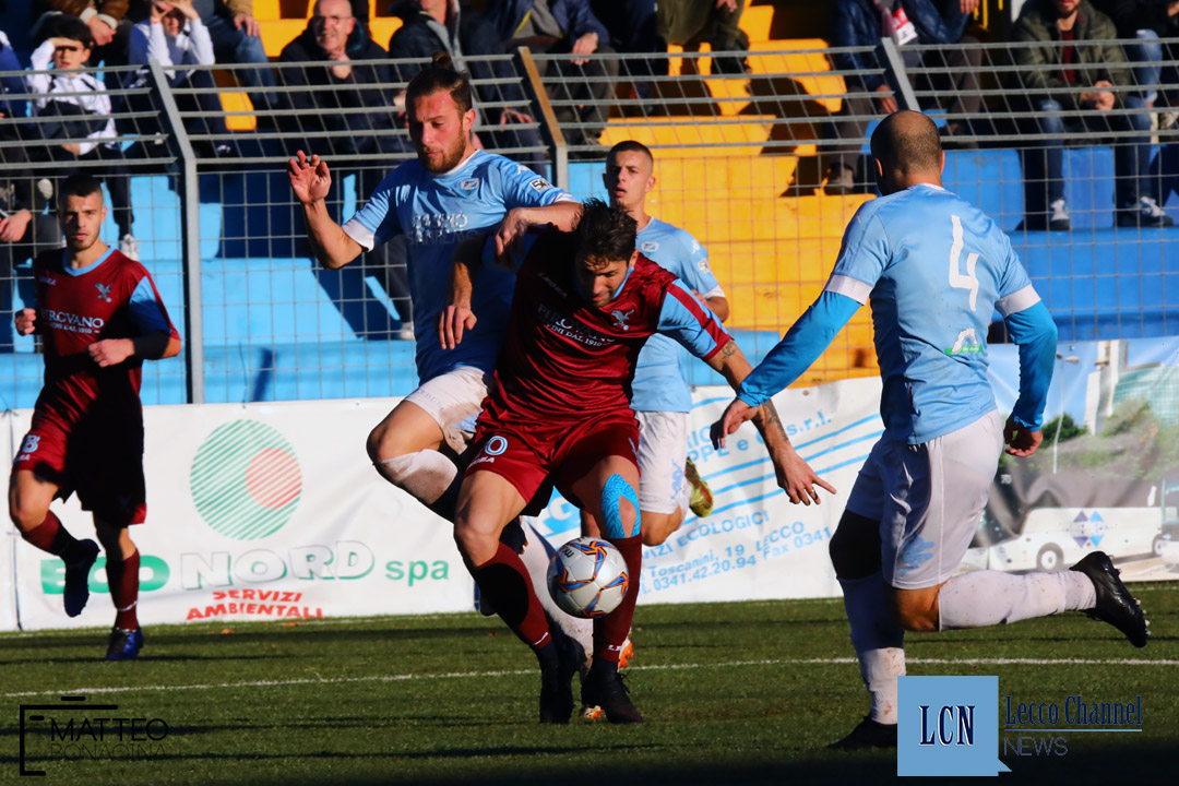 Calcio Lecco Sanremese Campionato Serie D 8 Dicembre 2018 (38) capogna