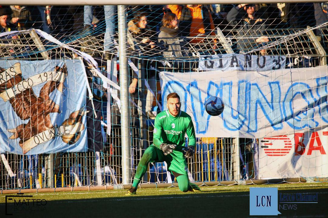 Calcio Lecco Sanremese Campionato Serie D 8 Dicembre 2018 (45) safarikas