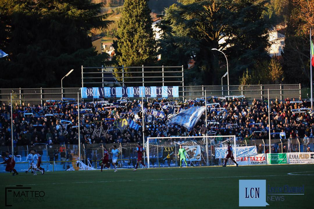 Calcio Lecco Sanremese Campionato Serie D 8 Dicembre 2018 (55)
