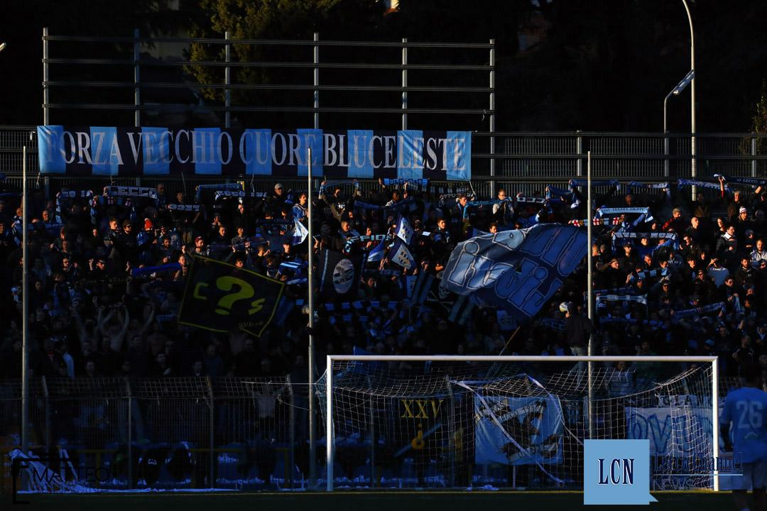 Calcio Lecco Sanremese Campionato Serie D 8 Dicembre 2018 (56) curva nord