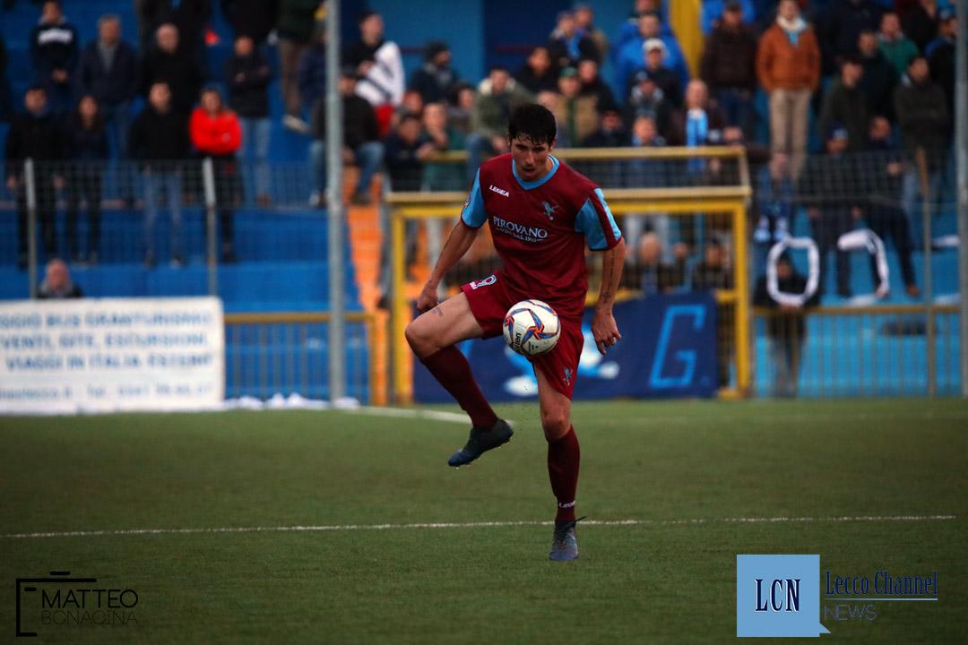 Calcio Lecco Sanremese Campionato Serie D 8 Dicembre 2018 (70) merli sala