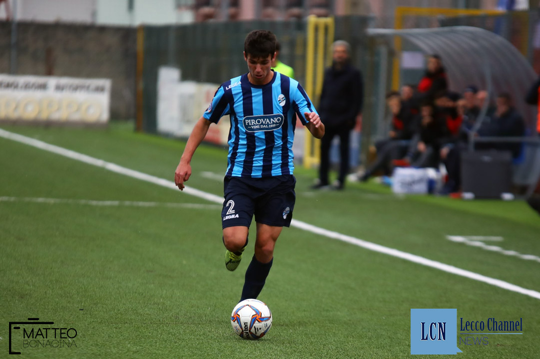 Calcio Lecco Sestri Levante Campionato Serie D 12 Dicembre 2018 (13) magonara