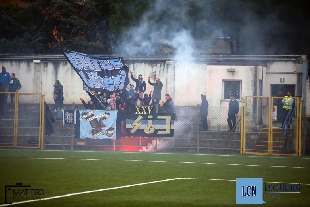 Calcio Lecco Sestri Levante Campionato Serie D 12 Dicembre 2018 (16)
