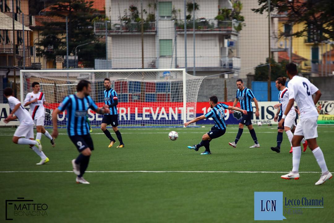 Calcio Lecco Sestri Levante Campionato Serie D 12 Dicembre 2018 (5)
