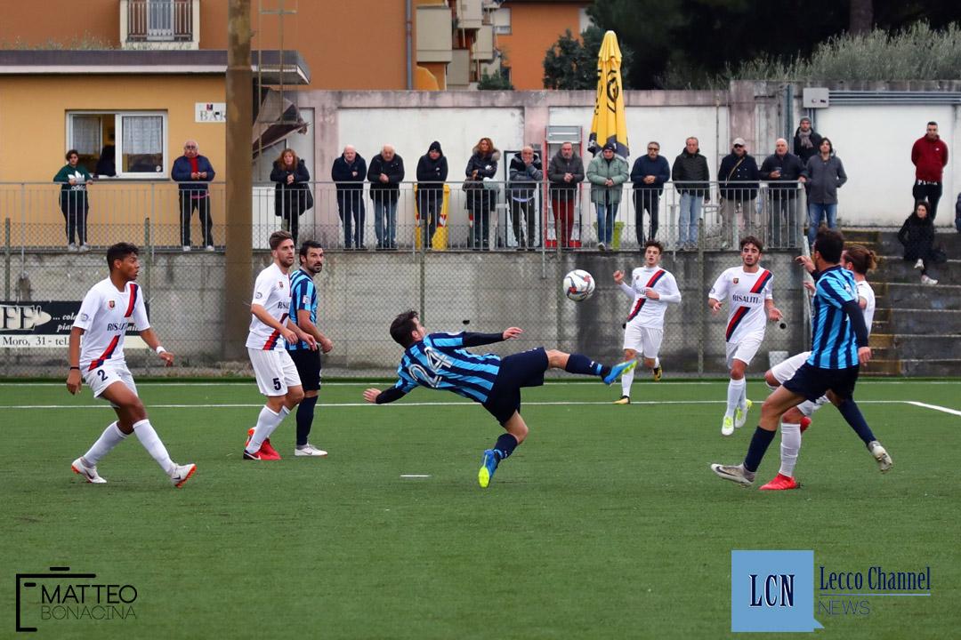 Calcio Lecco Sestri Levante Campionato Serie D 12 Dicembre 2018 (8)