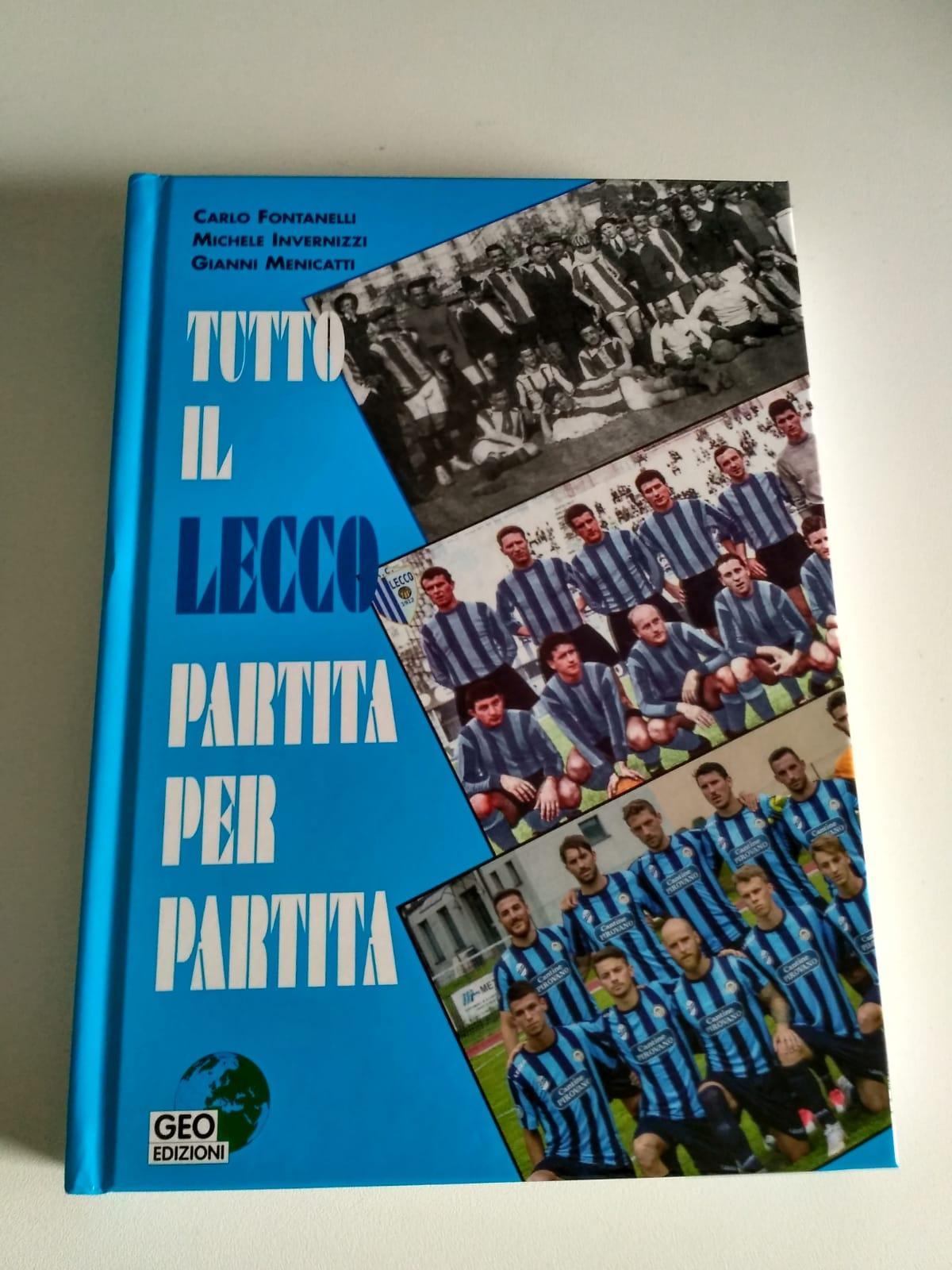 Libro Calcio Lecco