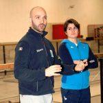 I giovani schermidori lecchesi a lezione dalla campionessa Martina Criscio