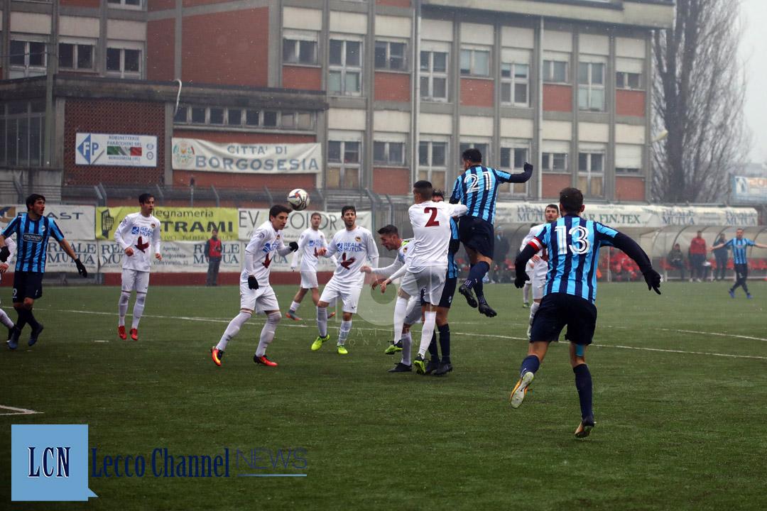 Borgosesia Calcio Lecco Campionato Serie D 27 Gennaio 2019 (12)